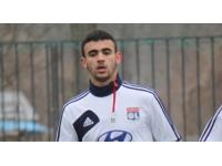 OL : Rachid Ghezzal suspendu deux matchs dont un avec sursis