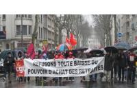 Les retraités se mobilisent ce mercredi à Lyon