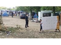 Roms : la police empêche plusieurs tentatives de squat