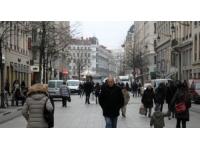 Les commerces lyonnais poursuivent leur dégringolade en mars