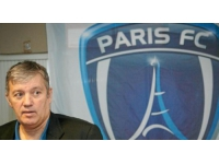 Jacques Santini au Paris FC