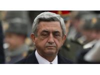 Le président arménien à Lyon mardi