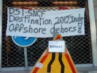 Les informaticiens de la SNCF en grève