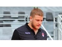 LOU Rugby : Blessé au pied, Jean Sousa sera absent pendant deux semaines