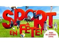Le sport est à la fête dimanche à Lacroix-Laval