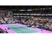 Tennis : la bande à Noah retrouvera le Palais des Sports de Gerland en septembre
