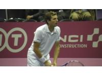 Une balle lyonnaise pour la finale de la Coupe Davis