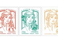 Le nouveau timbre Marianne disponible dans le Rhône à partir de mardi