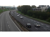 Grand Lyon : la bretelle entre l'A42 et le périphérique coupée
