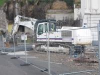 Tunnel de la Croix-Rousse : le local technique côté Rhône est terminé