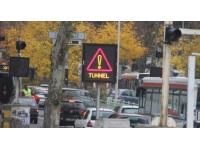 Fermeture du tunnel de la Croix-Rousse les nuits de cette semaine