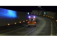 Fermetures nocturnes pour le tunnel de Fourvière