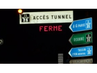 Tunnel sous Fourvière : des fermetures nocturnes dans les prochains jours