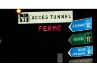 Tunnel sous Fourvière : de nouvelles fermetures nocturnes cette semaine