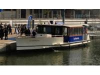 Lyon : le Vaporetto reprend du service ce samedi