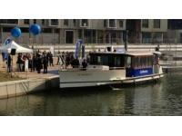 Saône en crue : le Vaporetto reste à quai