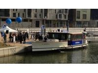 Le Vaporetto reprend du service sur la Saône