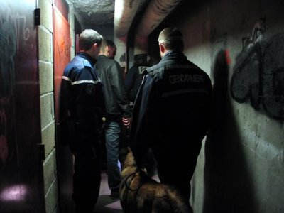 Lyon : 200 personnes contrôlées lors d'une opération de police jeudi à la Duchère