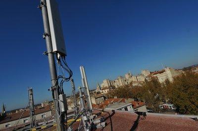 Antenne relais - DR