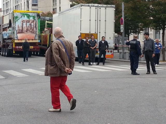 Tensions à la Vogue des marrons : la négociation continue entre la mairie et les forains (Màj)