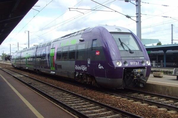 Les Verts du Rhône en demandent plus à la SNCF