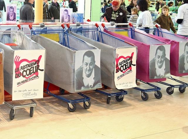 Collecte jusqu'à samedi dans les supermarchés palois — Restos du Cœur