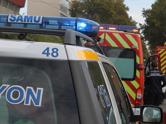 Hospitalisé à Lyon après avoir été électrocuté sur un train