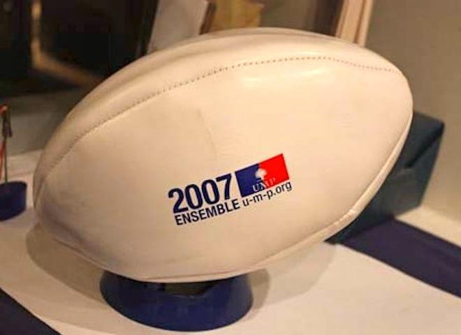 Le LOU Rugby plaque l'UMP du Rhône !