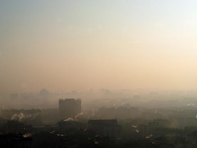 Pollution : le niveau d'alerte maintenu à Lyon