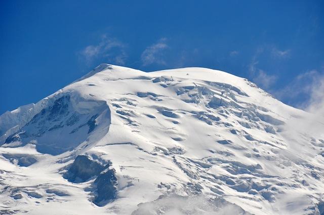 Les corps de deux alpinistes français disparus samedi soir en Haute-Savoie ont été localisés
