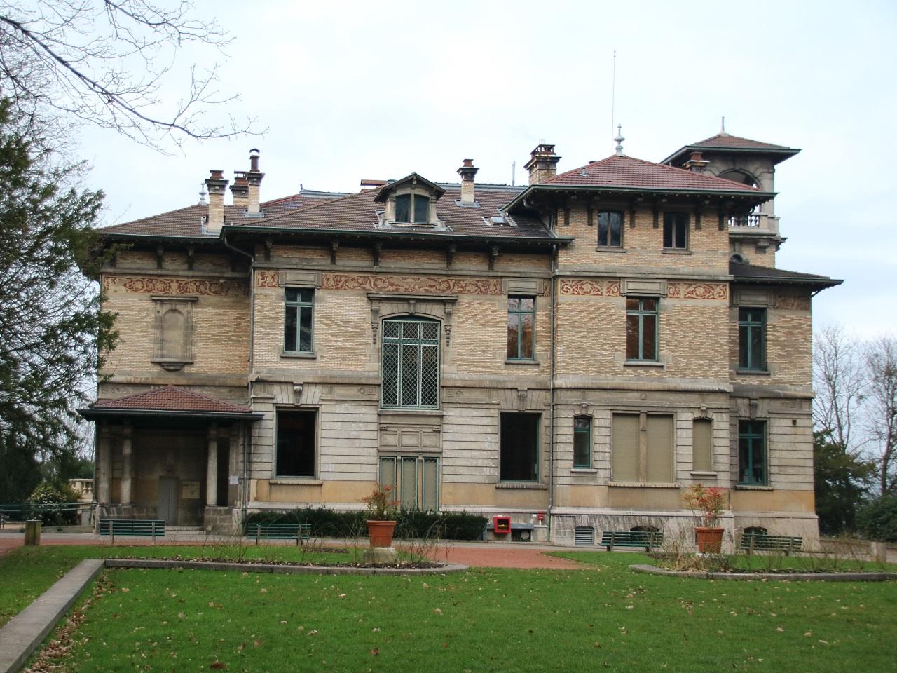 Villa Gillet  Ef Bf Bd Lyon