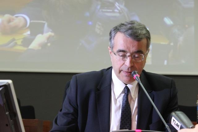 Jean-Jack Queyranne ouvre l'université Européenne de l'Engagement