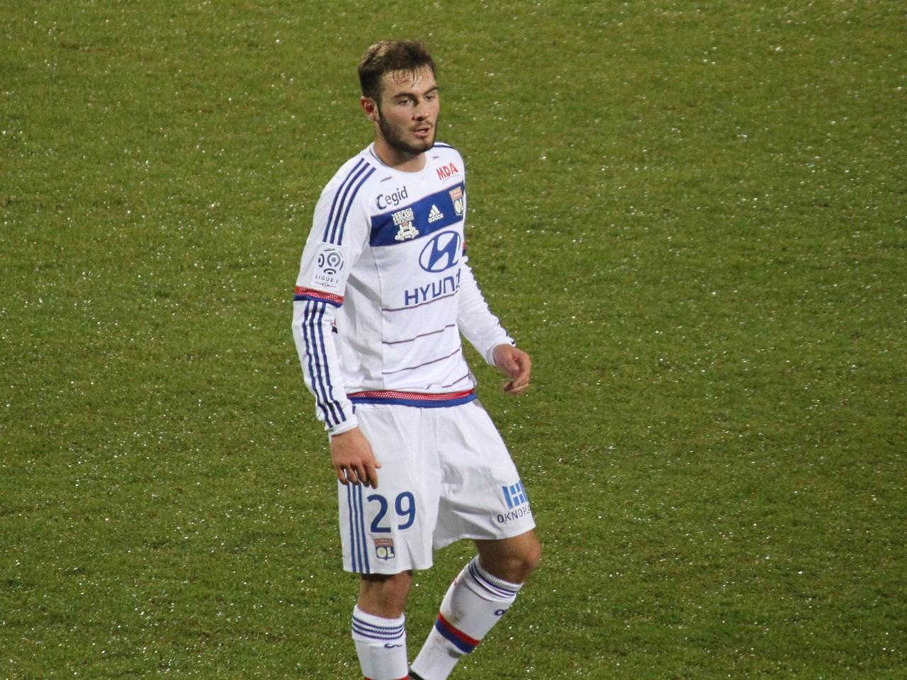 Maillot Extérieur Olympique Lyonnais Lucas TOUSART