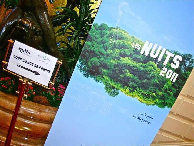 Nuits de Fourvière : une édition 2011 « complètement déraisonnable » - ViDEO