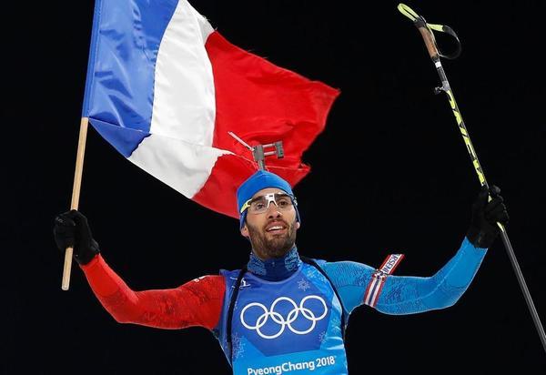 JO de Pyeongchang : les athlètes de la délégation française de retour à Lyon ce lundi