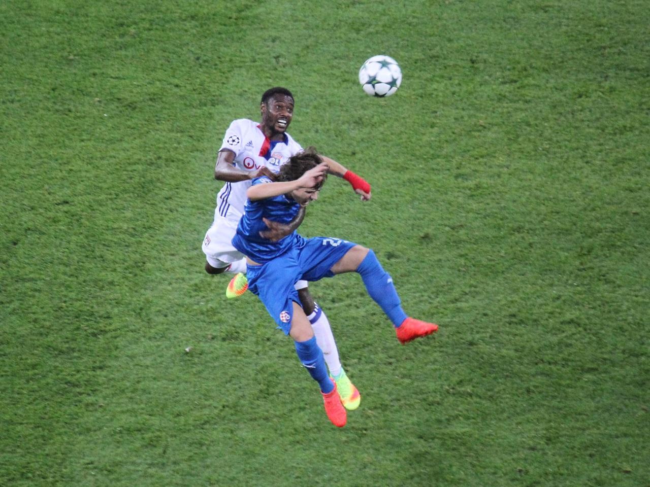 Nkoulou ol vainqueur de la coupe d afrique des nations et buteur en finale - Vainqueur coupe d afrique ...