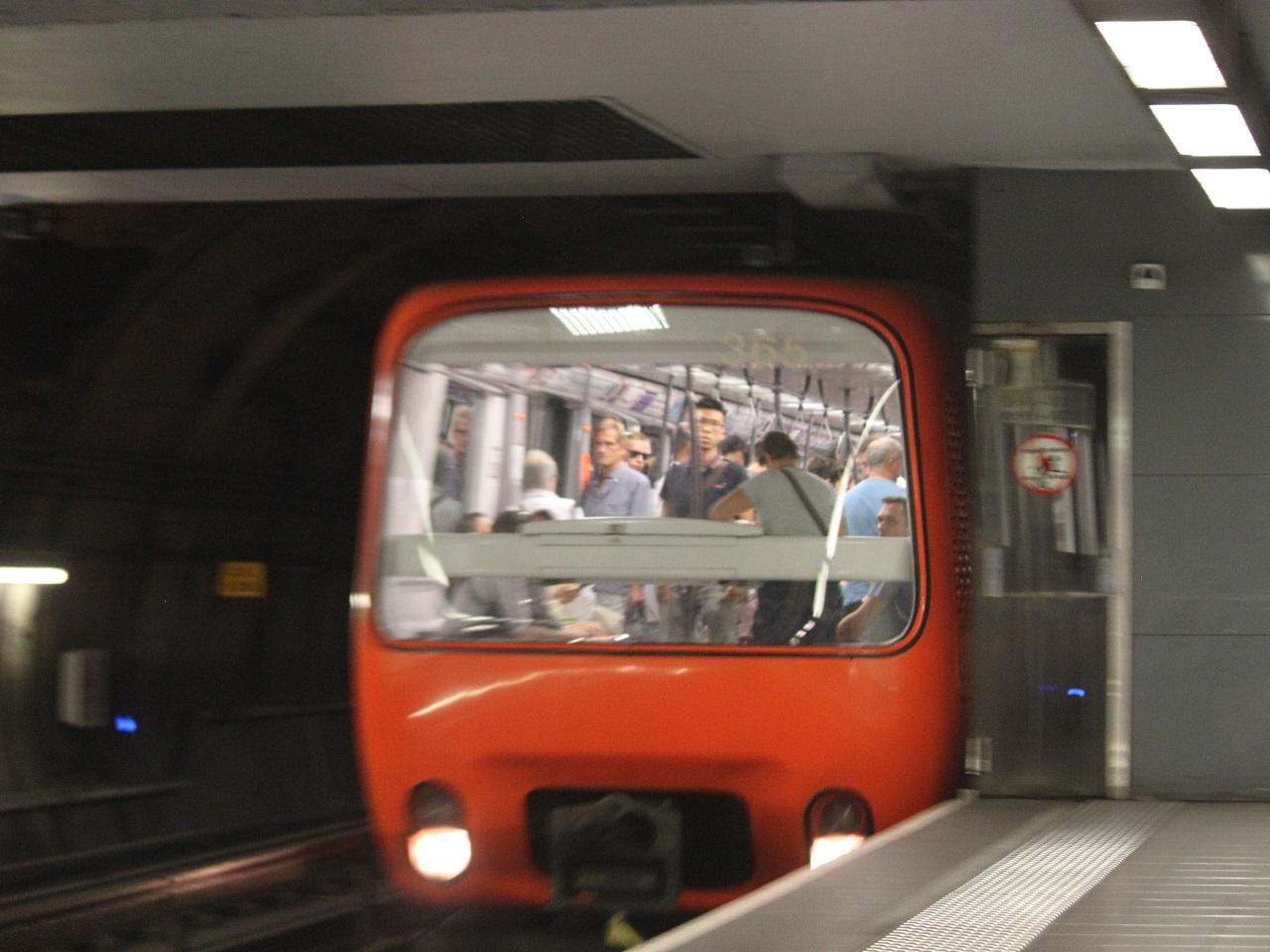Quelles perturbations métros pour ces 1er et 2 décembre ?