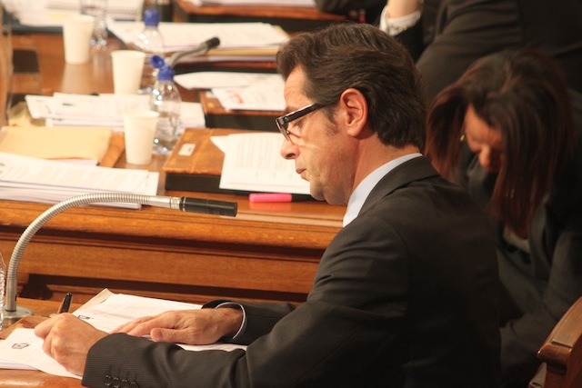 """Rives de Saône : Hamelin dénonce """"le coût faramineux"""" de la Maison du projet"""