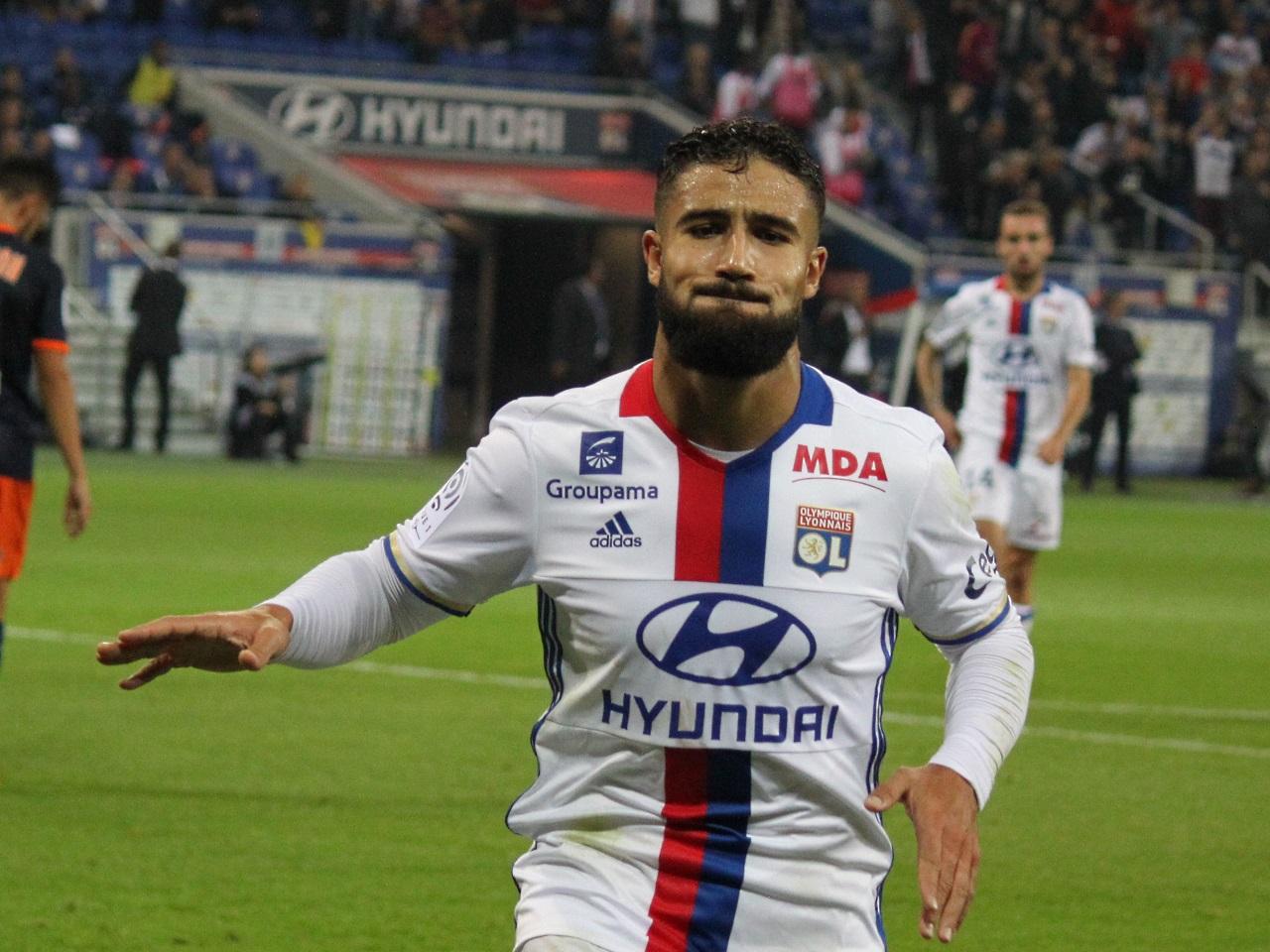 Un triplé pour Nabil Fekir- LyonMag