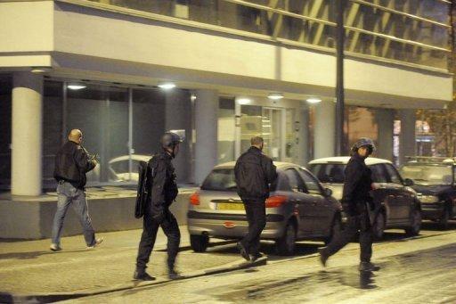 Gerland: il reçoit 40 coups de couteau