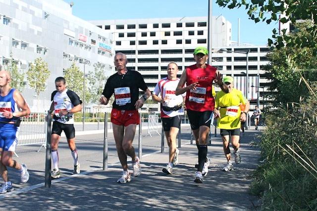 Run in Lyon : 11 000 coureurs entre Saône et Rhône