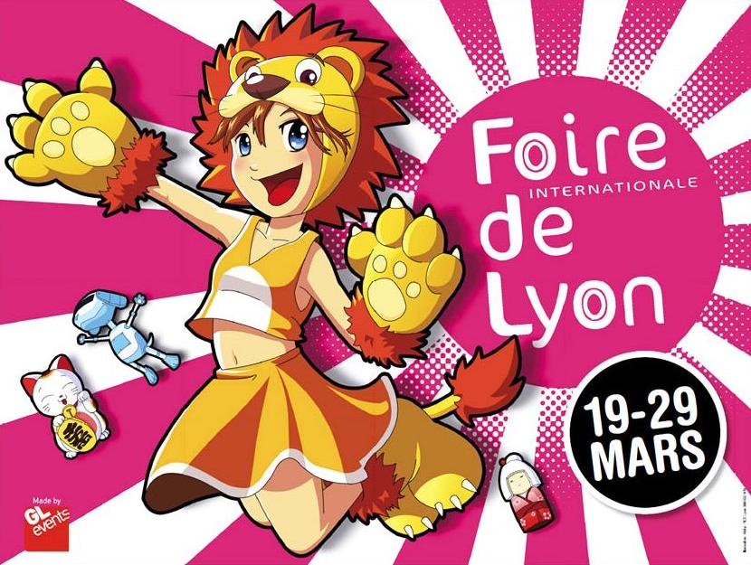 Foire de Lyon : Le Japon et ses mangas célébrés à Eurexpo