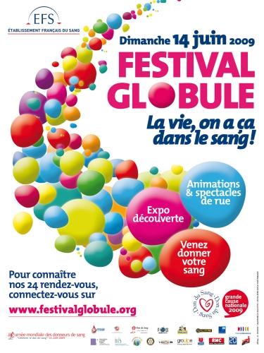 Le Festival Globule à Gerland