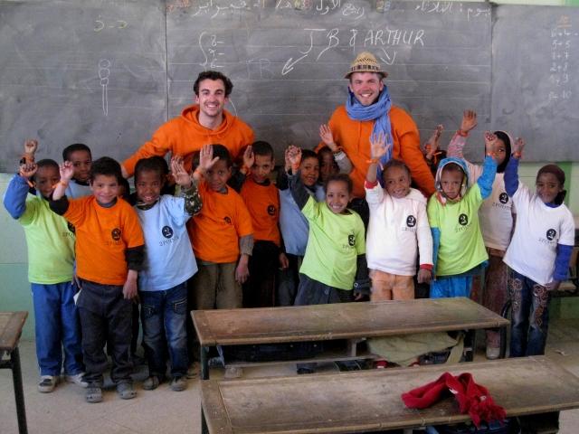 Mode : une nouvelle marque lyonnaise éthique et humanitaire
