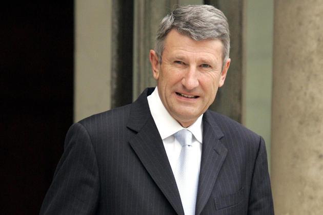 Philippe de Villiers en dédicace à Lyon jeudi