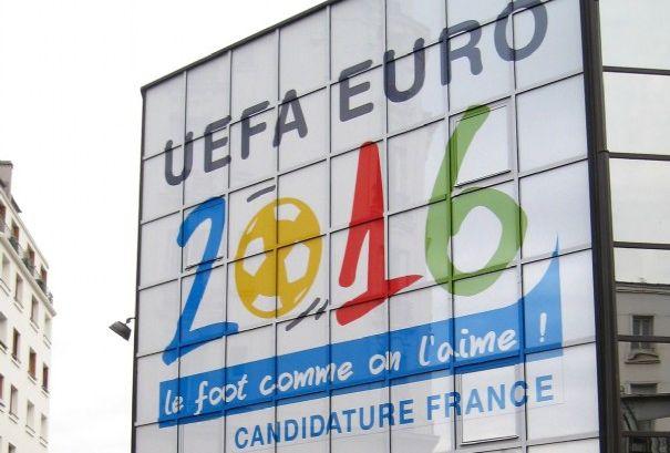 L'Euro 2016 en France !