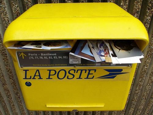 La distribution du courrier est perturbée dans le 8e arrondissement de Lyon