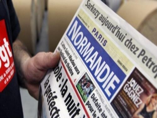 Reprise du Paris-Normandie : une seule offre formulée par le Lyonnais Xavier Ellie