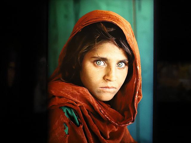 Plus de 29 000 visiteurs pour le premier mois de l'exposition de Steve McCurry