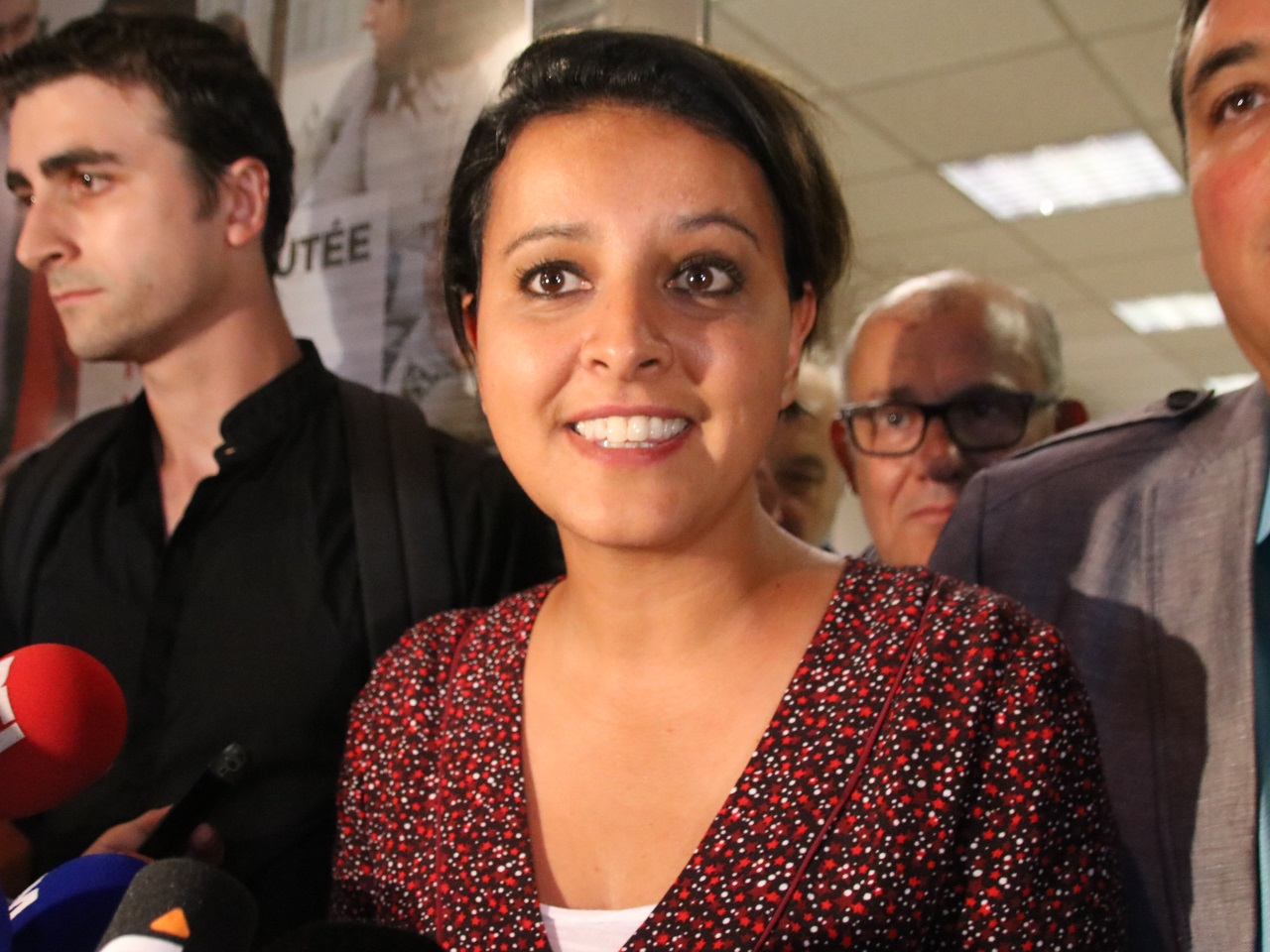 Najat Vallaud-Belkacem dirigera une collection chez Fayard